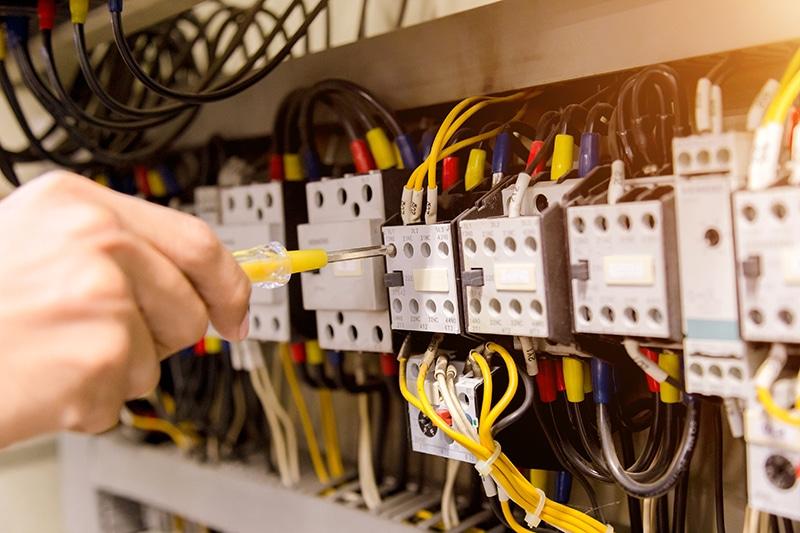 entreprise d'électricité