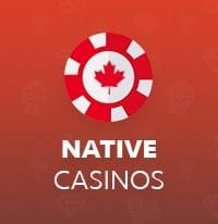 native casinos