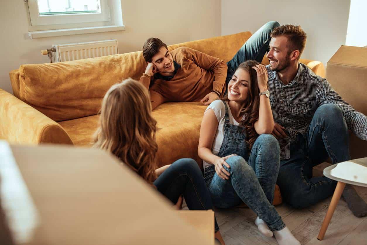 colocation étudiante assurance habitation