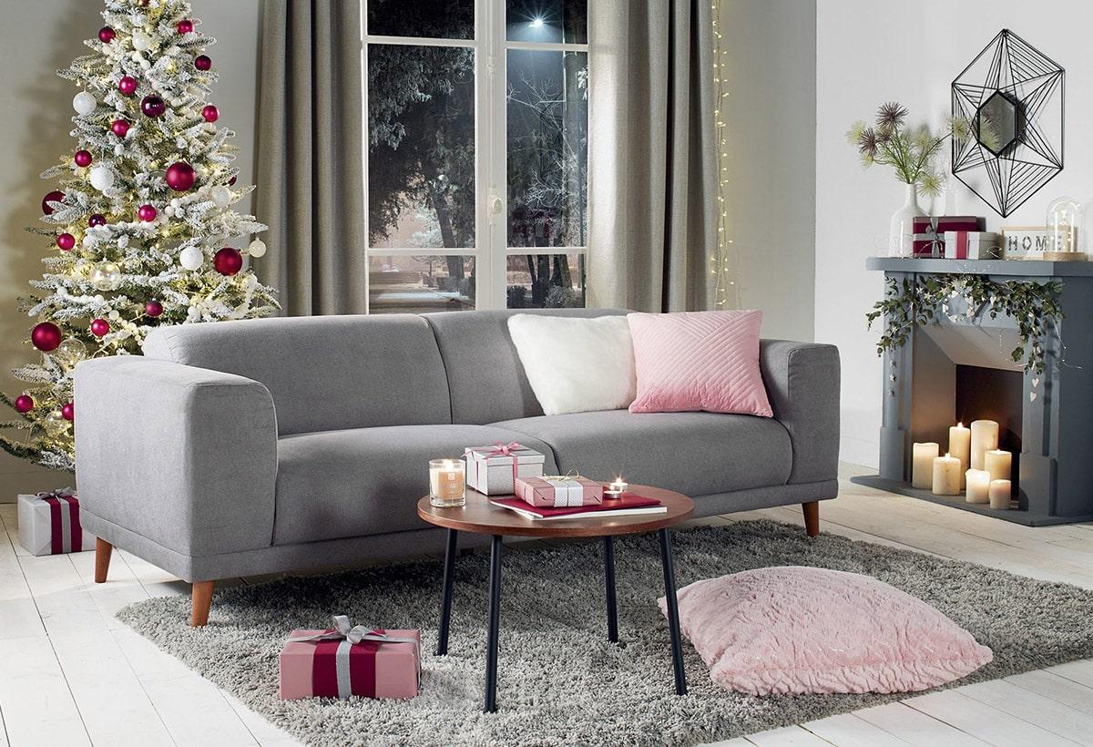 Un canapé pour décorer son salon