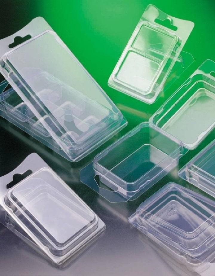 Emballages en plastique