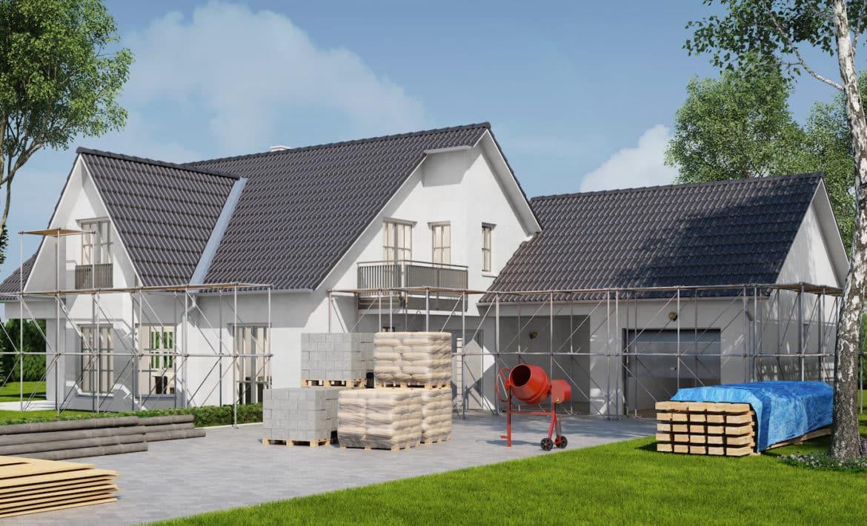 La construction des maisons individuelles