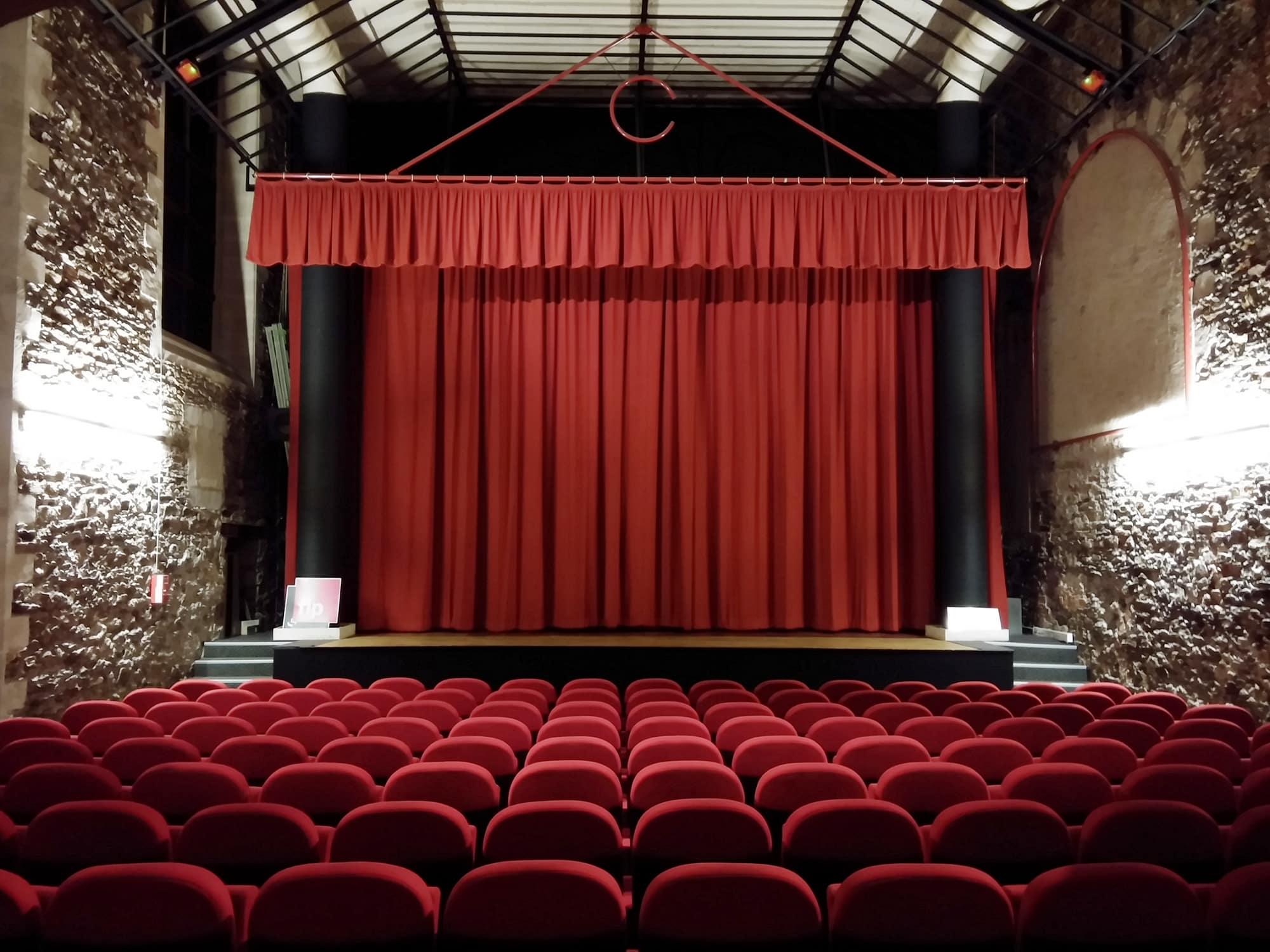 Un cinéma à Nantes