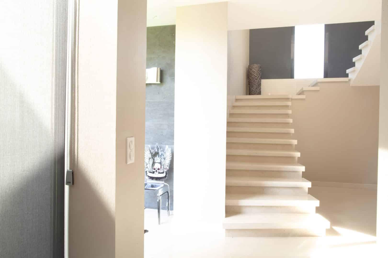 Le budget pour un escalier en pierre naturelle