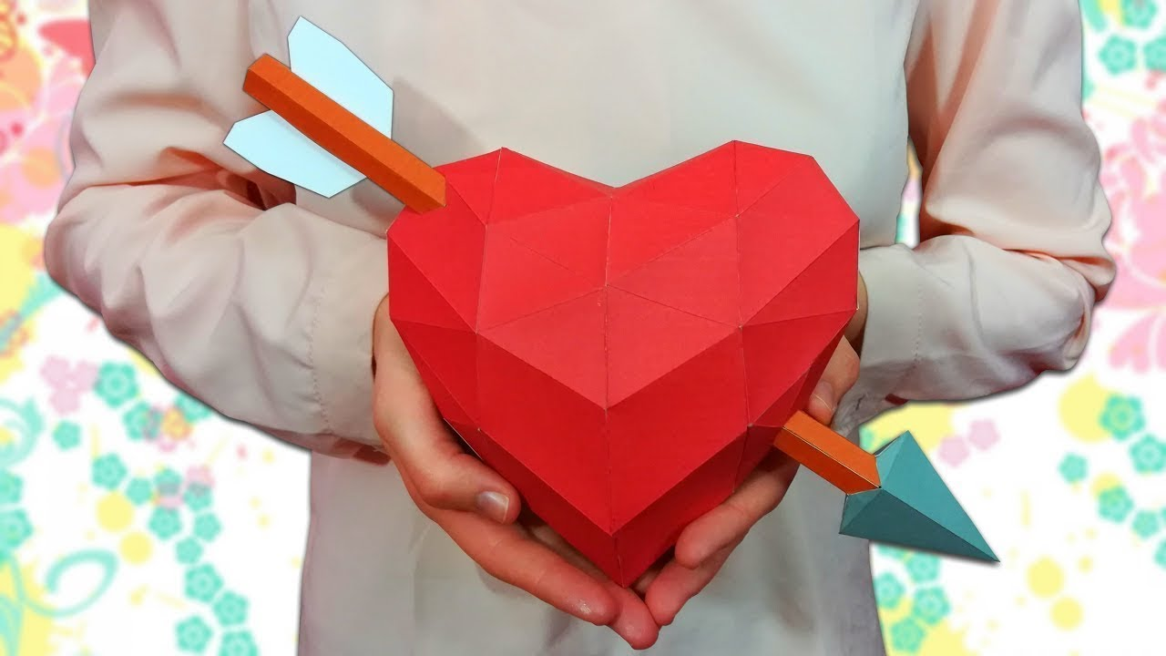 Coeur de papier