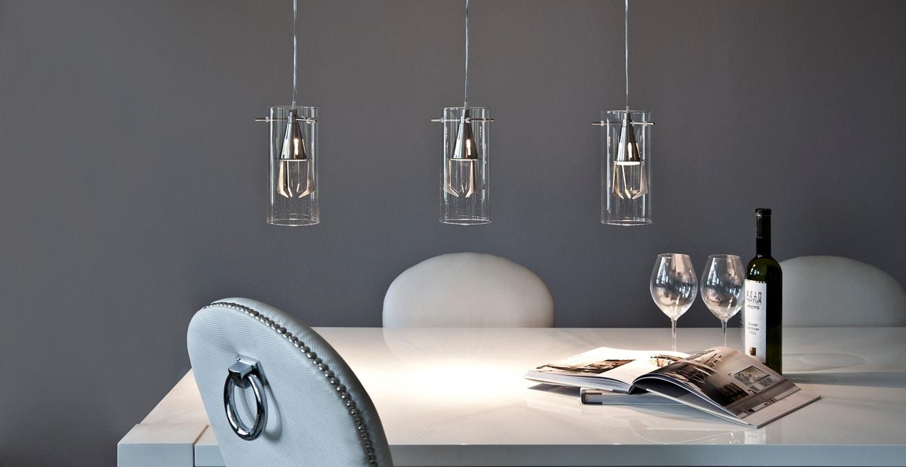 Les lampadaires pour la cuisine