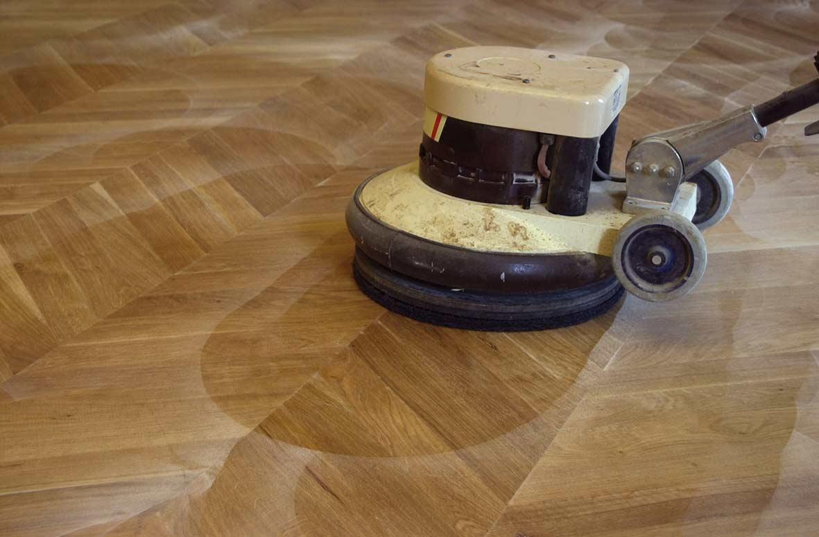 Le nettoyage des parquets en bois