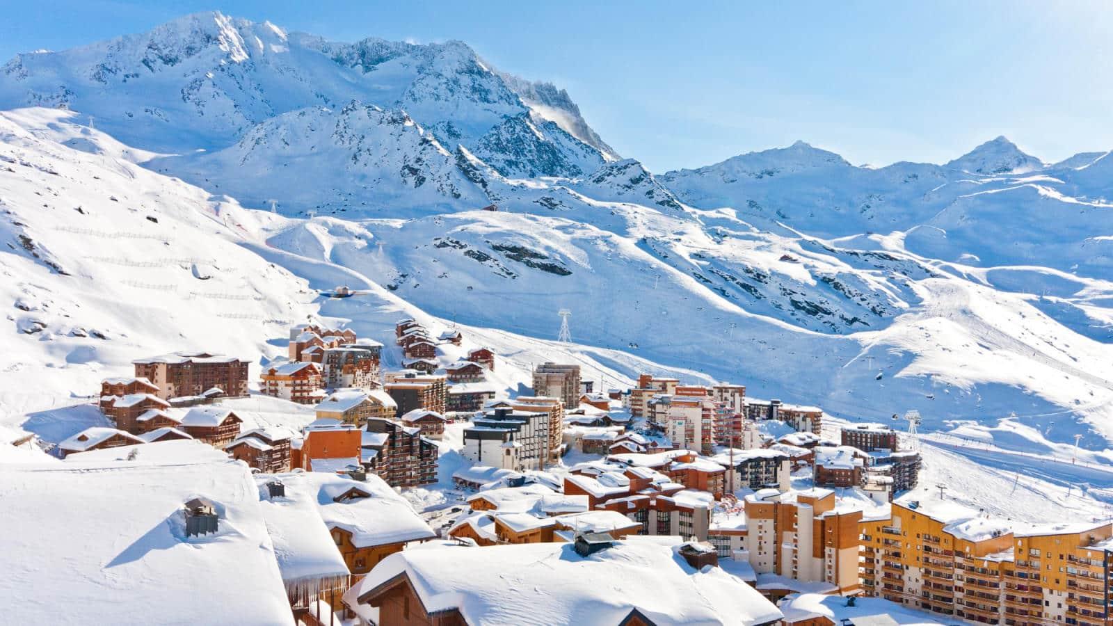 La station de ski Val Thorens