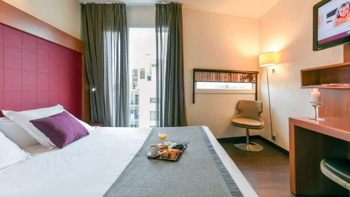 Un appart'hôtel de luxe