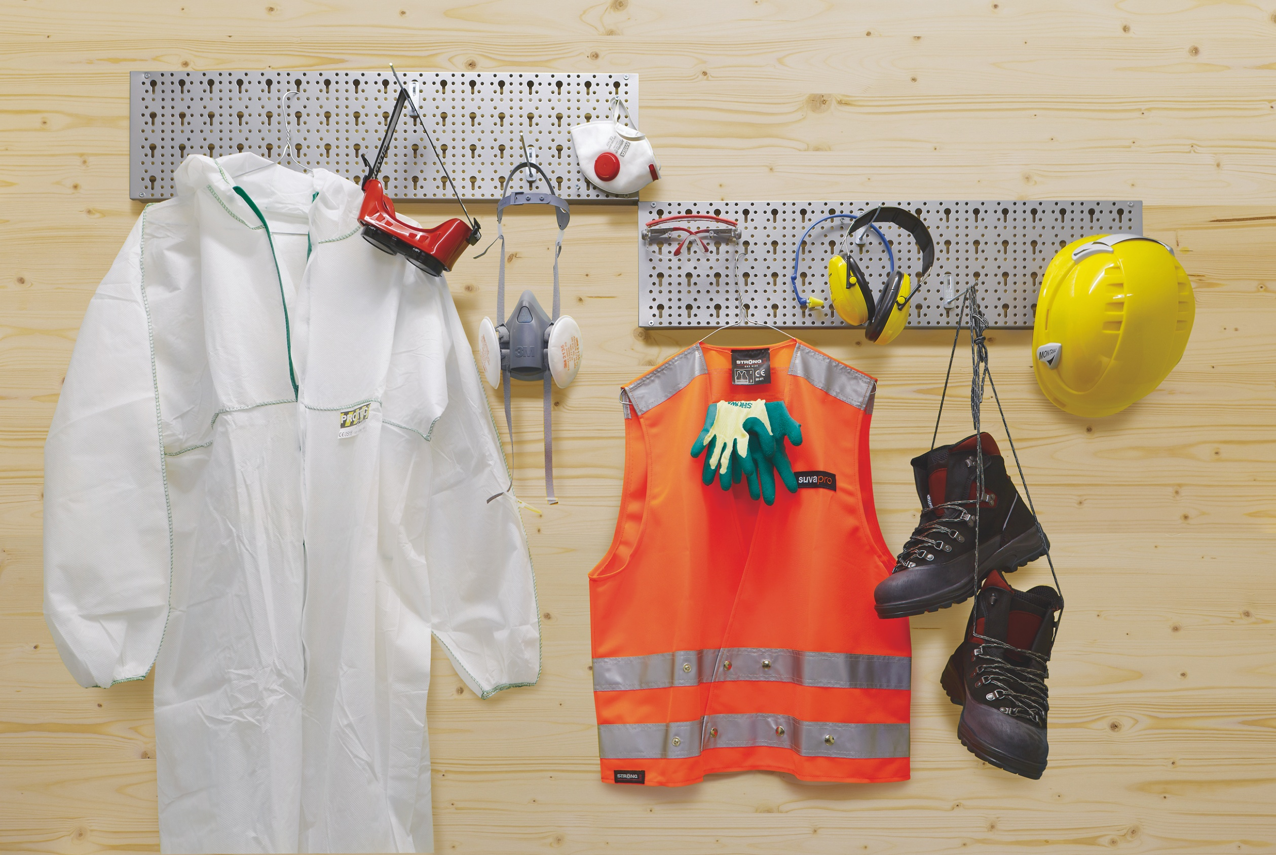Equipement protection travail