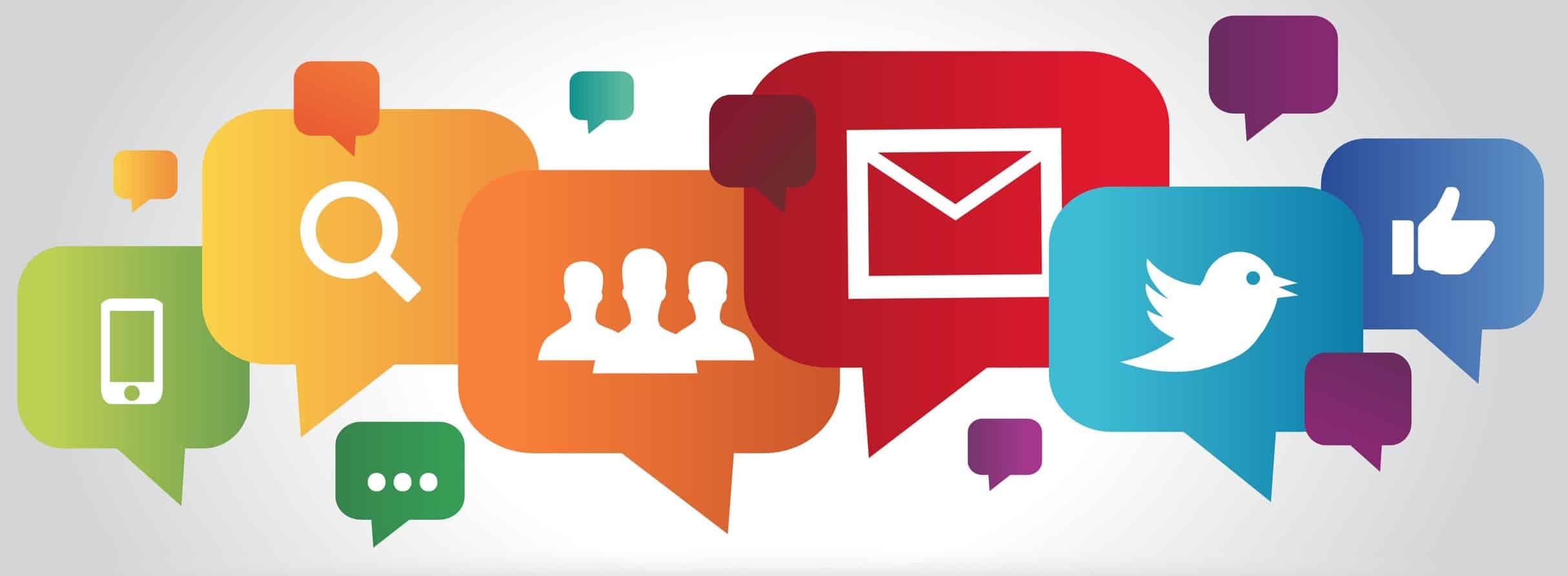 Publicité pour les marques sur les réseaux sociaux