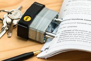 documents hébergés et sécurisés