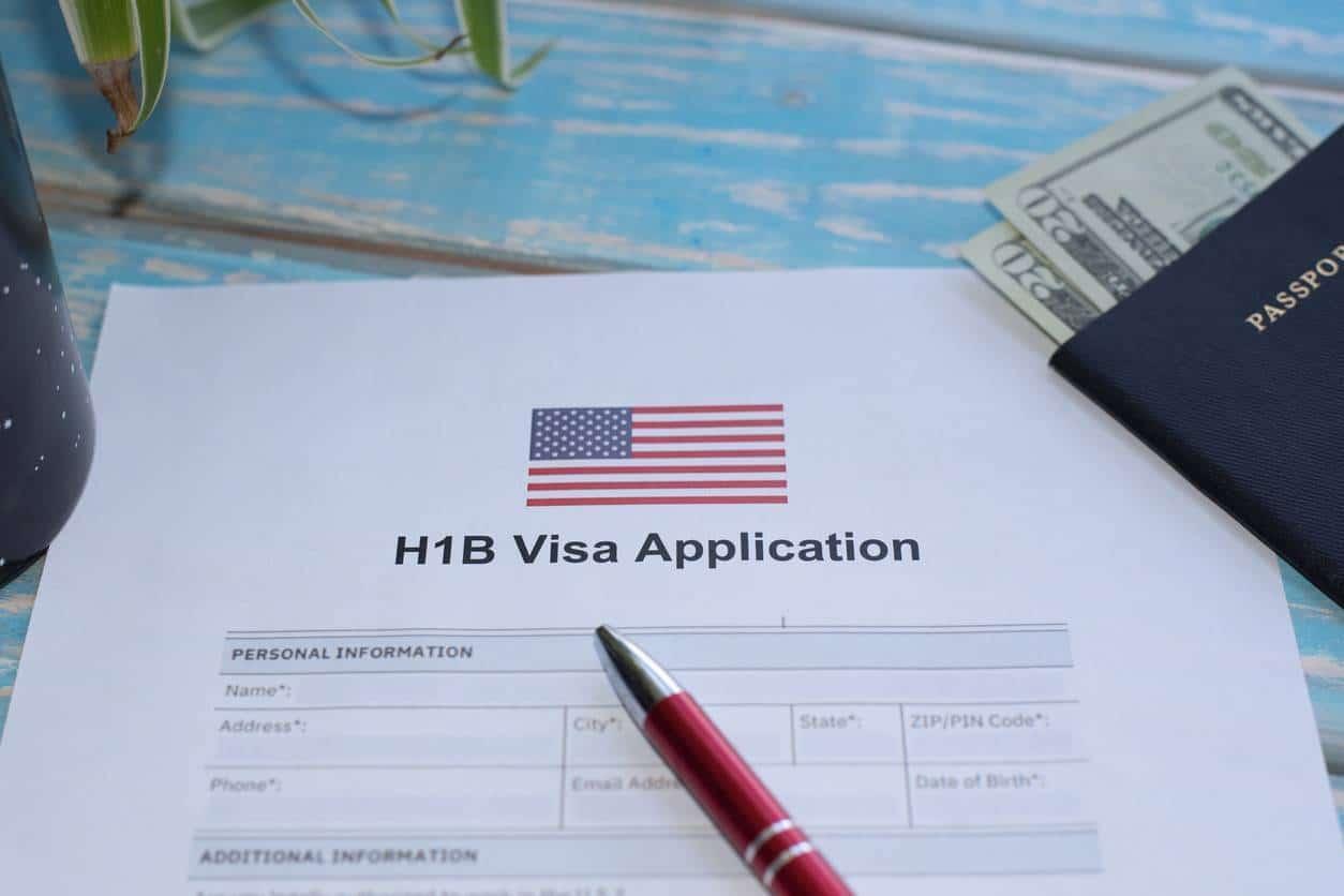 les démarches pour obtenir un visa H1B