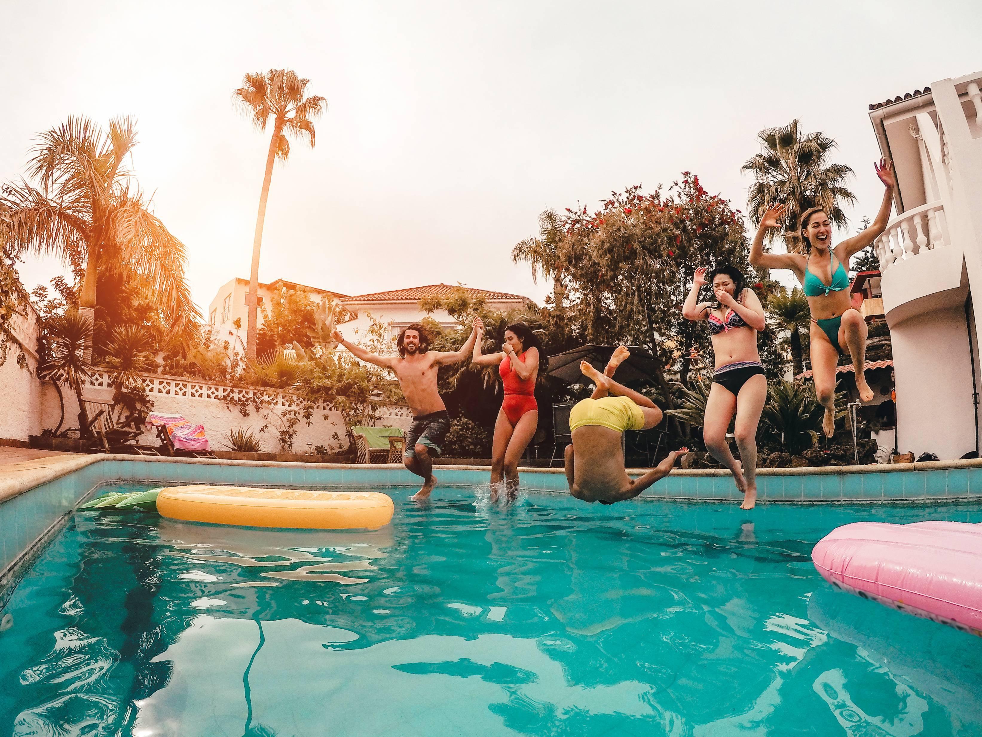 villa vacances airbnb