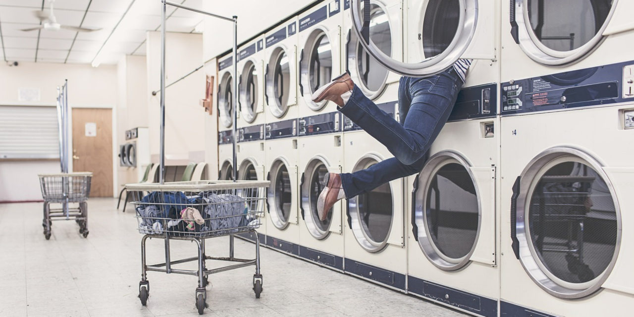 lave linge défectueux
