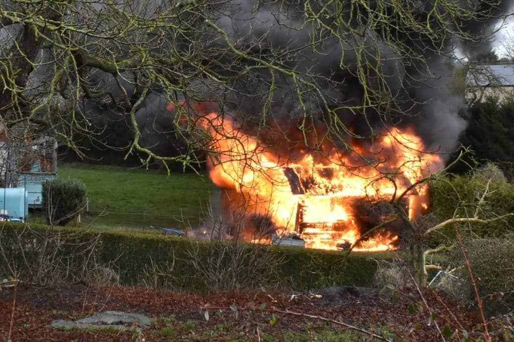 incendie domestique sinistre assurance
