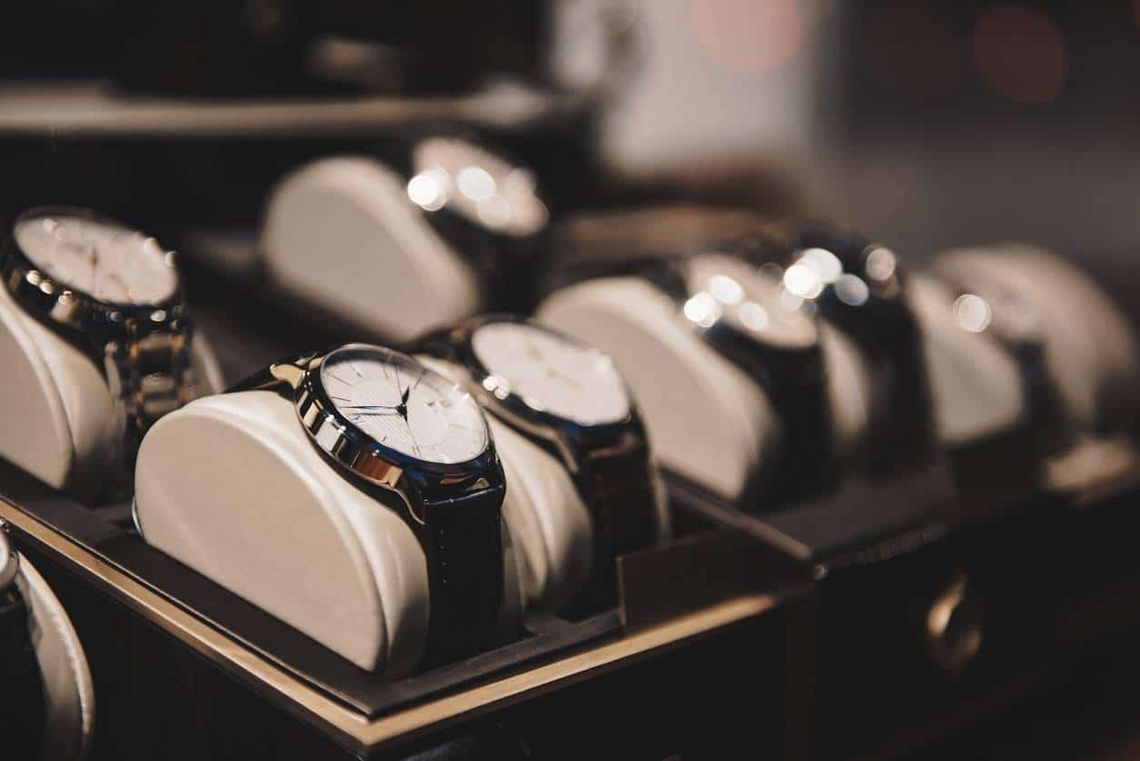 Boîte à montre