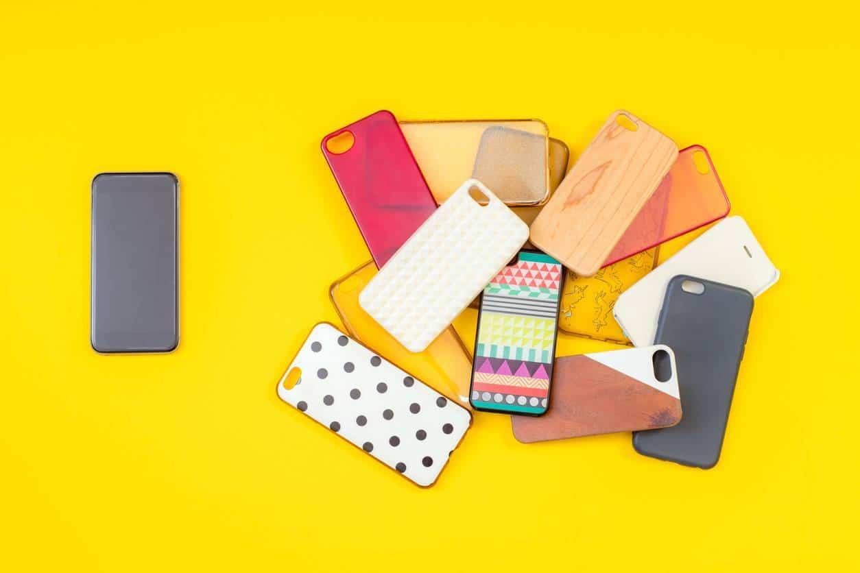 protection smartphones étuis coques