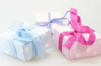 Les chèques cadeaux permettent d'acheter facilement et sans se ruiner