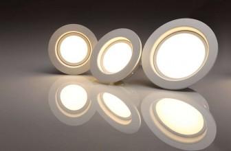 Le spot led, la solution d'éclairage intérieur par excellence ?