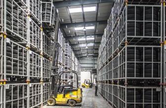 Découvrez les étapes de construction d'un bâtiment industriel