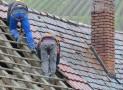 Faire désamianter la toiture de son bâtiment industriel par des professionnels