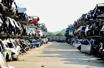 Rachat de voiture à la casse : quelles solutions ?