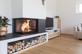 Quatre idées inspirantes pour installer une cheminée chez soi