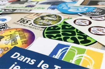 Impression de stickers : quelle matière choisir ?