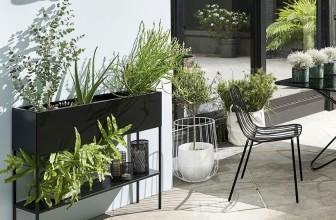 Tons pastel ou acidulés, senteurs capiteuses et envoûtantes grâce aux nouvelles jardinières