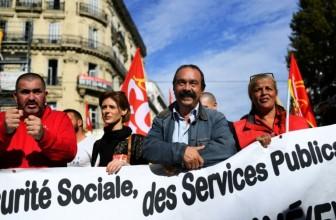 Manifestation contre la loi de travail : Philipe Martinez fait sa tournée de Marseille
