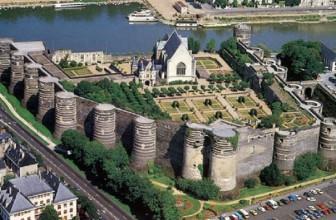 Que faire dans la ville d'Angers lors d'un weekend en famille ?
