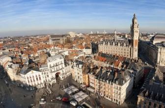 Quelles sont les activités à faire à Lille entre amis ?
