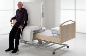 Comment utiliser un lit médicalisé?