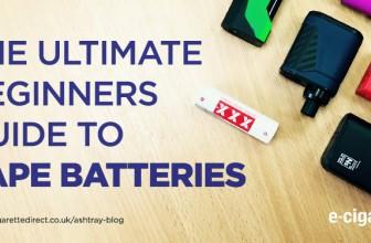 Cigarette électronique: batterie ou batteries intégrées?