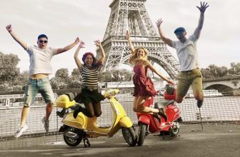 Visiter Paris en scooter : toute une histoire !