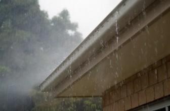 Comment améliorer l'évacuation des eaux de pluie par le toit?