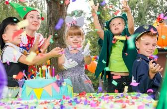 Offrez à votre enfant un anniversaire inoubliable