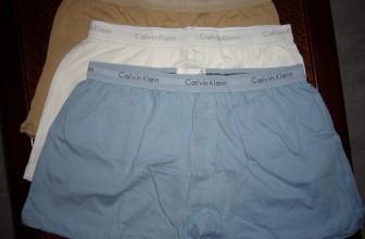 Quel type de sous-vêtements pour hommes dois-je porter ?