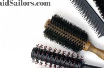 Comment enlever les poils de sa brosse à cheveux?