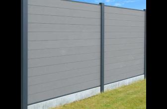 La clôture composite : quels avantages et quels inconvénients ?