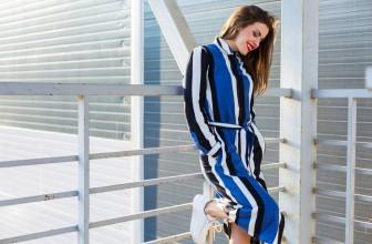 Prêt-à porter : la robe-chemise tendance et décontractée