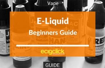 Débutants: comment choisir son premier e-liquide?