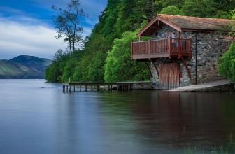 Achetez un cottage dans un parc très dépaysant