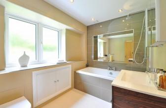 Une salle de bain conçue spécialement pour les seniors