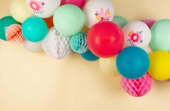 Comment faire tenir un ballon en l'air sans hélium ?