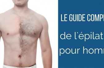 Epilation du maillot pour homme : le guide