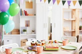 Personnalisez votre déco pour un anniversaire