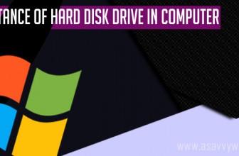 Quel est le rôle d'un disque dur?