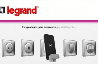 Legrand, acteur important pour le matériel électrique